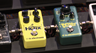 TC Electronic Helix Phaser and Viscous Vibe Effects Pedals