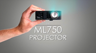Optoma ML750 WXGA Palm-Sized HDMI Projector