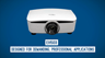 Optoma EH503 ProScene Projector Introduction