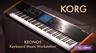 Korg Kronos Workstation Keyboard Overview