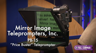 Mirror Image PB-15 Price Buster Teleprompter Overview