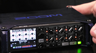 Zoom F8 Portable Multitrack Field Recorder Overview