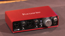 Focusrite Scarlett 2i2 (2nd Gen) 2x2 USB 2.0 Audio Interface Overview