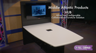 Middle Atlantic HUB All-In-One Collaboration Furniture Solution Overview