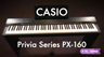 Casio PX-160 88 Key Digital Piano Demo