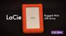 LaCie Rugged Mini 4TB External Hard Drive