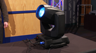 ADJ Vizi BSW 300 Hybrid LED Moving Head Demo