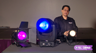 Elation FUZE Series Luminaires Overview