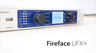 RME Fireface UFX+ USB & Thunderbolt Audio Interface Overview