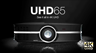 Optoma UHD65 4K/UHD/HD Projector Intro