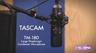 TASCAM TM-180 Studio Condenser Microphone Overview
