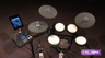 Yamaha DTX720K Electronic Drum Kit with FREE Bass Drum Pedal & Throne