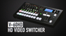 Roland V-60HD Video Switcher Introduction
