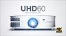 Optoma UHD60 4K Ultra HD Projector Intro