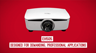 Optoma EH505 Multimedia Projector Introduction