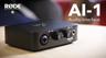 Introducing the RØDE AI-1 USB Audio Interface