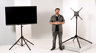 Gator Frameworks Quadpod LCD/LED Stands Overview