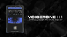 TC Helicon VoiceTone H1 Intelligent Vocal Harmony Effects Pedal Review