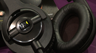 KRK KNS8400 Dynamic Closed-Back Headphones