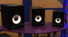 Active Two-Way Professional Near-Field Studio Monitor