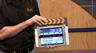 Ikan T-Slate TS01 Tablet Production Slate Clapperboard for MovieSlate iPad App