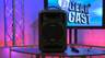 Galaxy Audio AS-TV10 Portable PA System