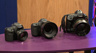Canon 5D, 6D and 1D DSLR Still Cameras