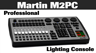 Martin Professional M2PC Compact M-PC Lighting Control Surface