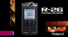 Roland R-26 Portable Recorder with 3-Way Microphone