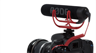 RODE VideoMic GO Shotgun Microphone for DSLR Cameras