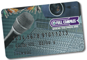 Full Compass Pro's Pass - No Annual Fee, Low Minimum Monthly Payments - Apply Today!