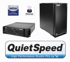 QuietSpeed Streaming Solutions
