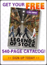 Get Your FREE 524 Page Catalog - Sign-up Today!