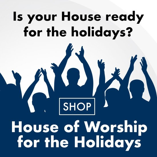 House of Worship for the Holidays