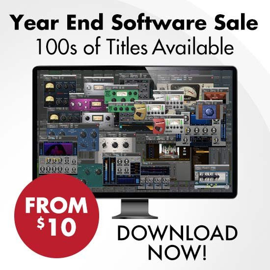 Year End Software Sale from $10
