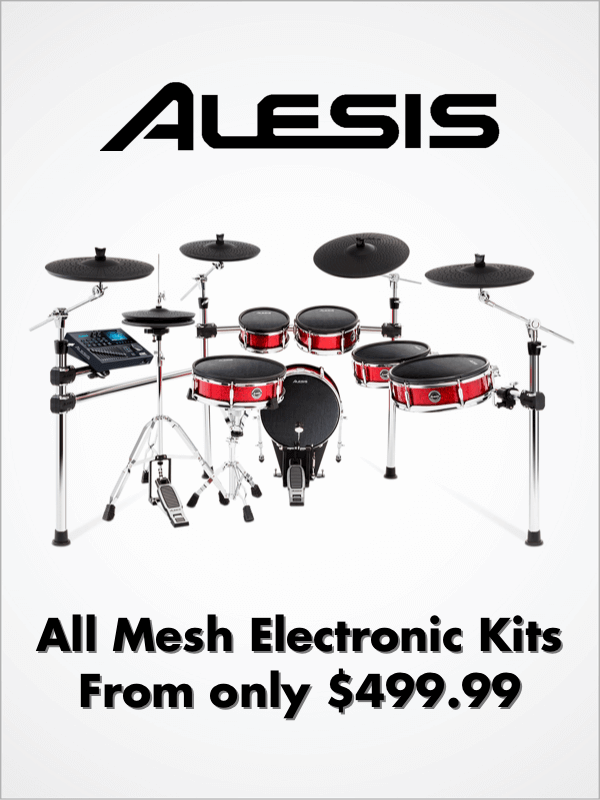 Alesis All Mesh Electronic Kits