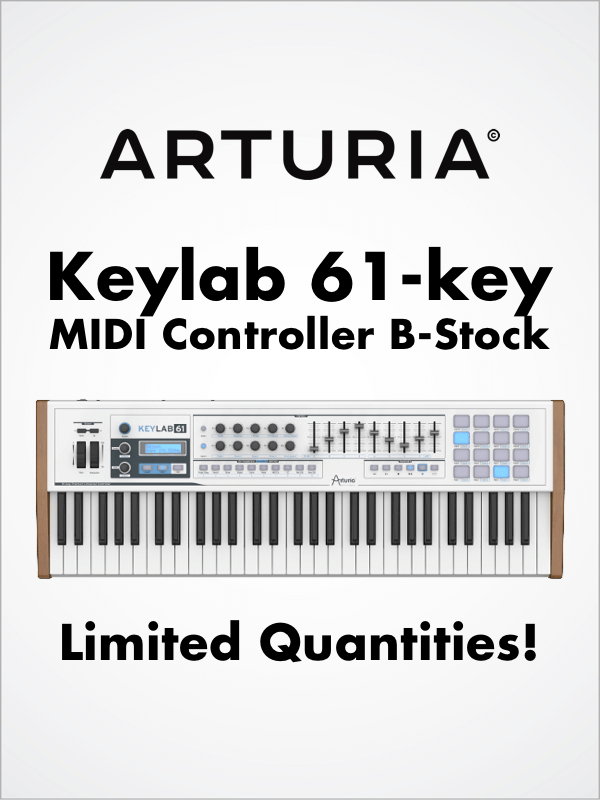 Keyboards and MIDI | Full Compass Systems - Page 2