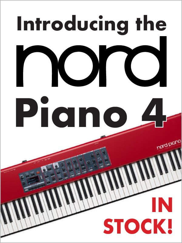 Introducing the Nord Piano 4!