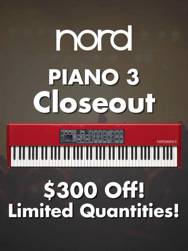 Nord Piano 3 Closeout