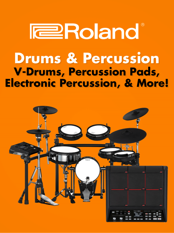 Roland Drums and Percussion
