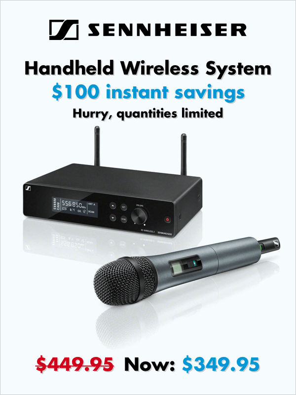 Handheld Wireless System