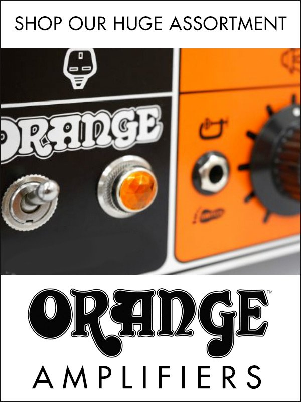 Shop our Huge Assortment of Orange Amps