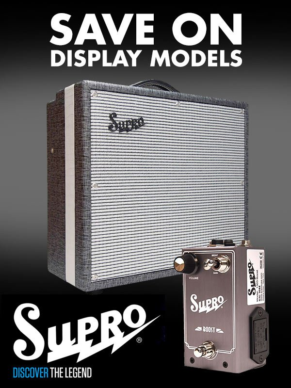 Save on Supro Display Models