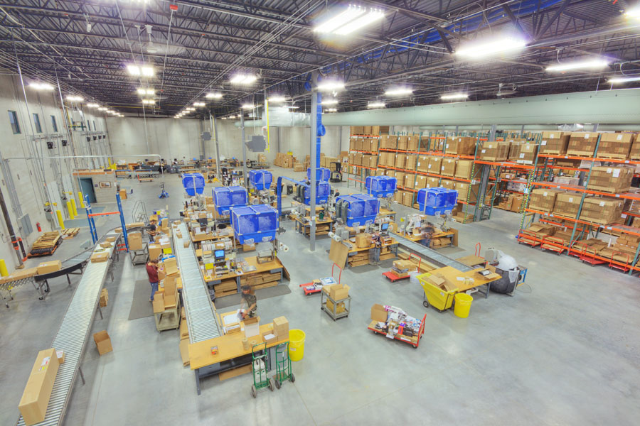 Full Compass Warehouse